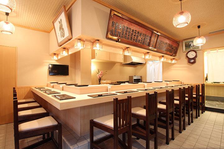 Sushi Tokiwa (鮨 登喜和)の写真
