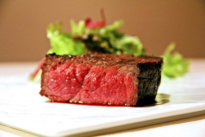 Oven steak Renga (炉窯ステーキ 煉瓦)