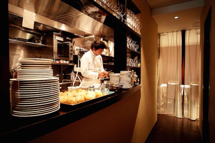 フランス料理 アンフュージョンの写真