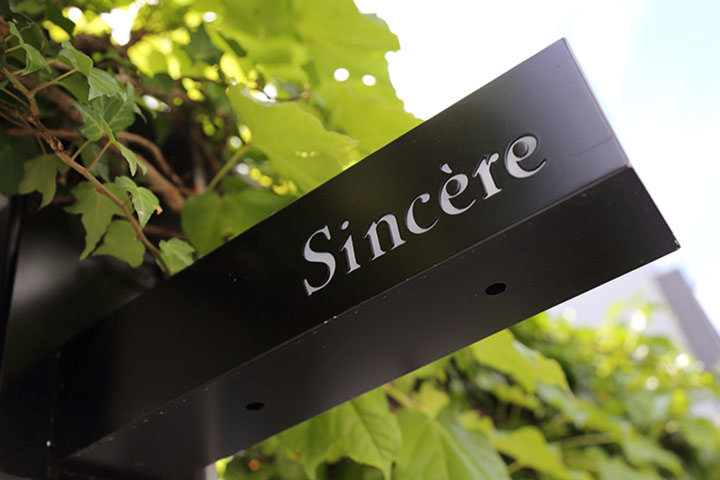 Sincere (シンシア)の写真