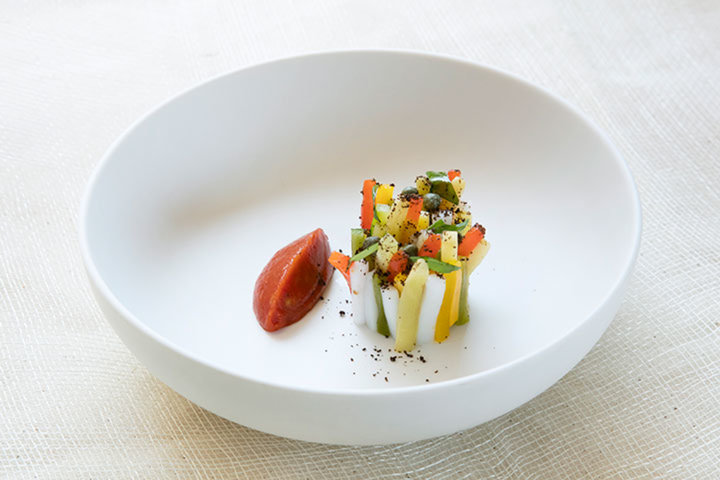 Cuisine[s] Michel Troisgros (キュイジーヌ[s] ミッシェル・トロワグロ(Cuisine[s] Michel Troisgros ))の写真