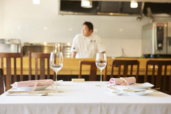 HAGI (HAGIフランス料理店)の写真