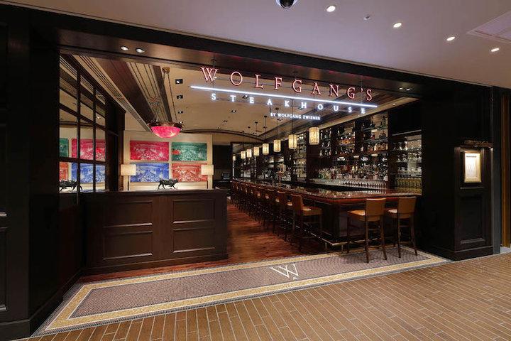 Wolfgang's Steakhouse Osaka (ウルフギャング・ステーキハウス 大阪店)の写真