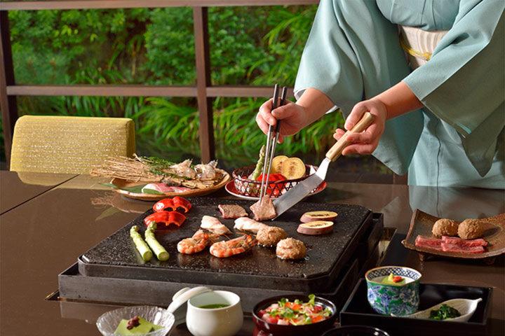 石焼料理「木春堂」