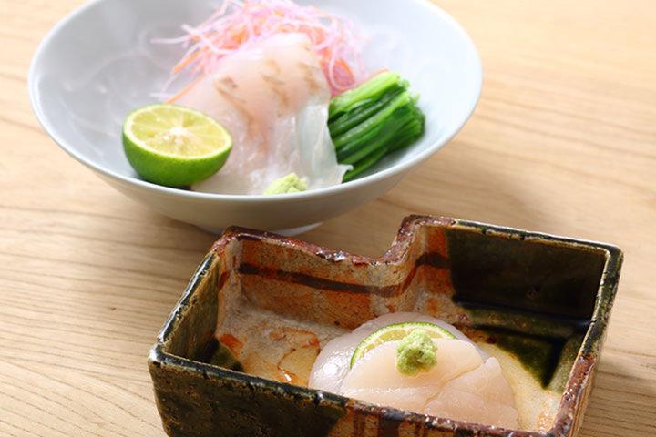 Organic Washoku Yamafuji (有機和食 山藤)の写真