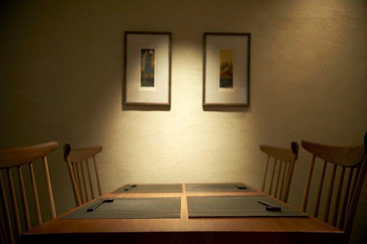 KAGURAZAKA TEPPANYAKI NAKAMURA (神楽坂 鉄板焼 中むら)の写真