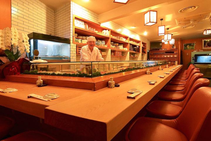 入船寿司の写真