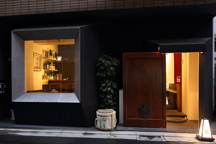 SAKE Scene 〼福(サケシーン ますふく)の写真