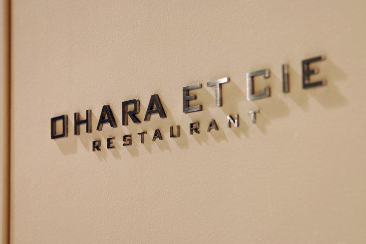 OHARA ET CIE (オオハラ エ シーアイイー)の写真