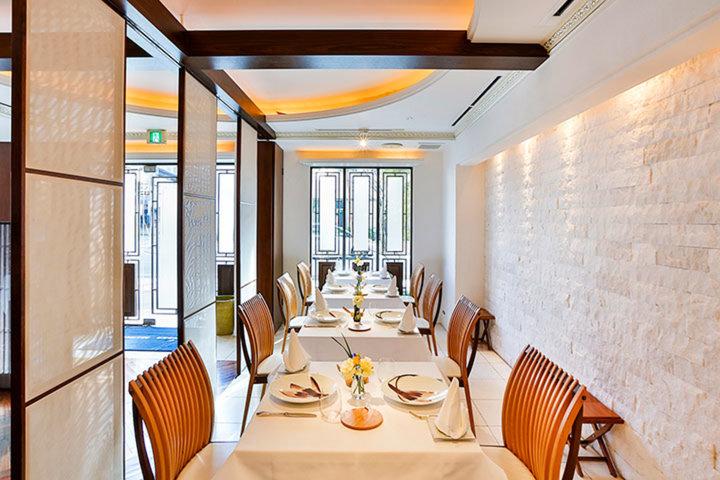 Restaurant Georges Marceau  (レストラン・ジョルジュマルソー)の写真