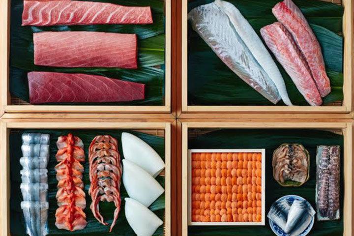 Sushi Wakon (鮨 和魂)の写真