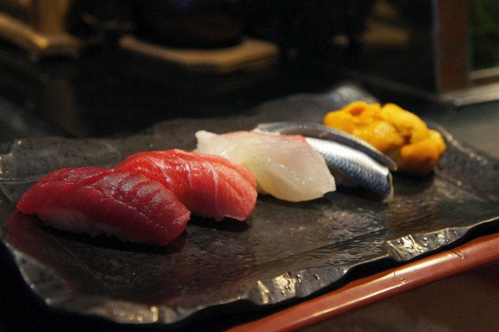 寿司金の写真